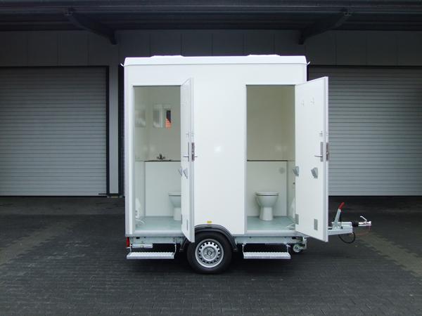 Toilettenwagen